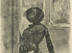 Mary Cassatt at the Louvre: The Paintings Gallery