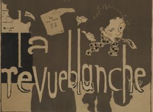 Poster for La Revue blanche (The White Journal)