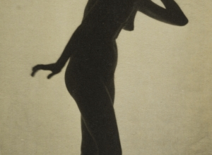 Untitled [Standing nude in contraposto pose], from the series The Female Figure