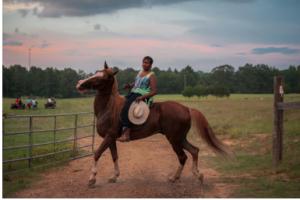 Doyle, Delta Hill Riders project