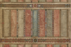 Study for Painted Beam Ceiling