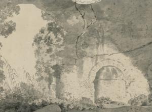 Entrance to a Roman Ruin