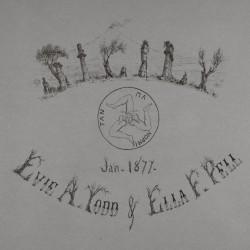 Tourbook of Sicily, Jan.1877