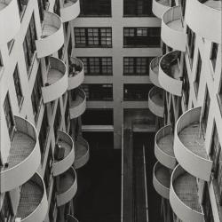Westbeth artist housing, New York City, USA