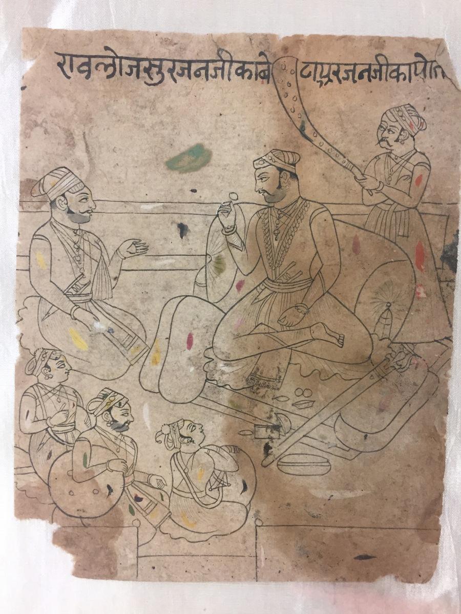 Arjanji's Opium Assembly
