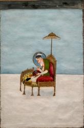 Portrait of Aurangzeb