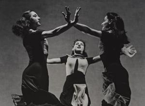 Martha Graham Celebration Trio