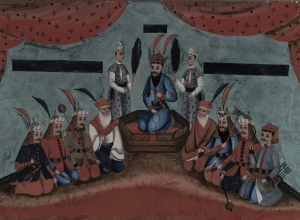 The Mughal Court