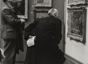 The Connoisseur, Tate Gallery, London