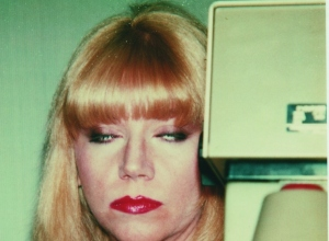 Linda Cossey (and her camera)