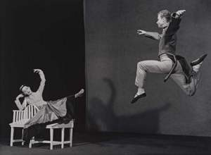 Martha Graham Letter to the World with Merce Cunningham