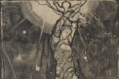 Study for The Great Wonder: central panel