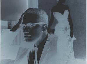 X, from Exit Art portfolio