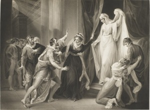Paulina's House, Act V, Scene iii, The Winter's Tale
